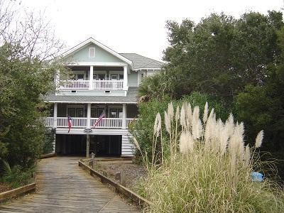 Sea la Vie - You have arrived! - Sea la Vie - Bald Head Island - rentals