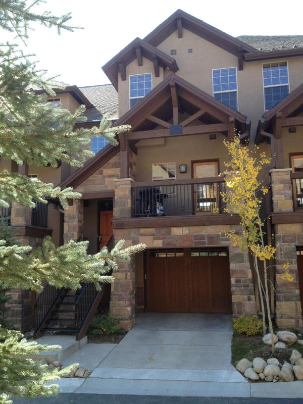 Exterior - Indian Peaks at Red Quill - Winter Park - rentals
