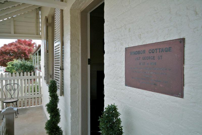 Beautiful historic cottage - Windsor Cottage, Hawkesbury, NSW, 1 hr from sydney - Windsor - rentals