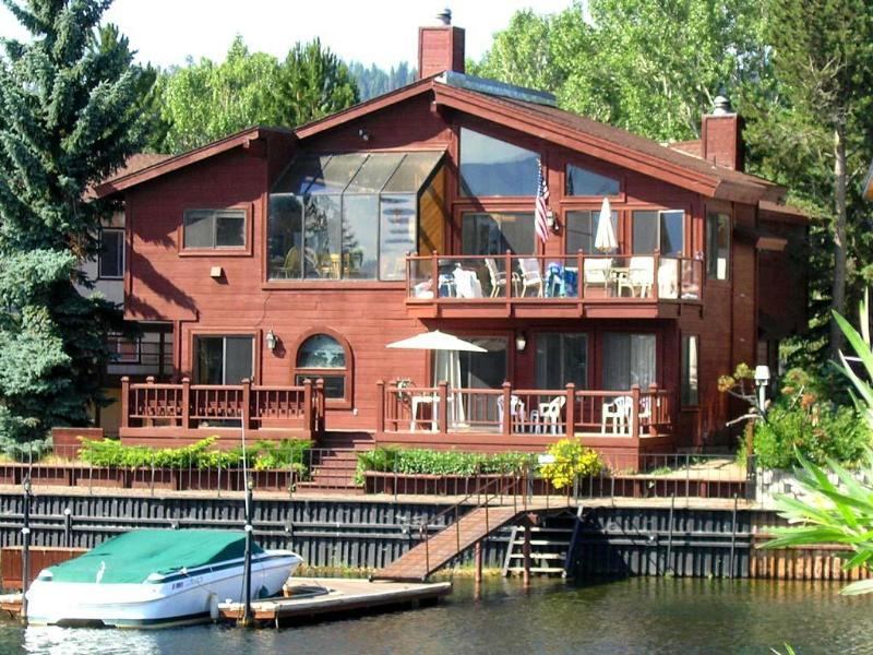 At Waters Edge - At Waters Edge- gorgeous Tahoe Keys home with dock - South Lake Tahoe - rentals