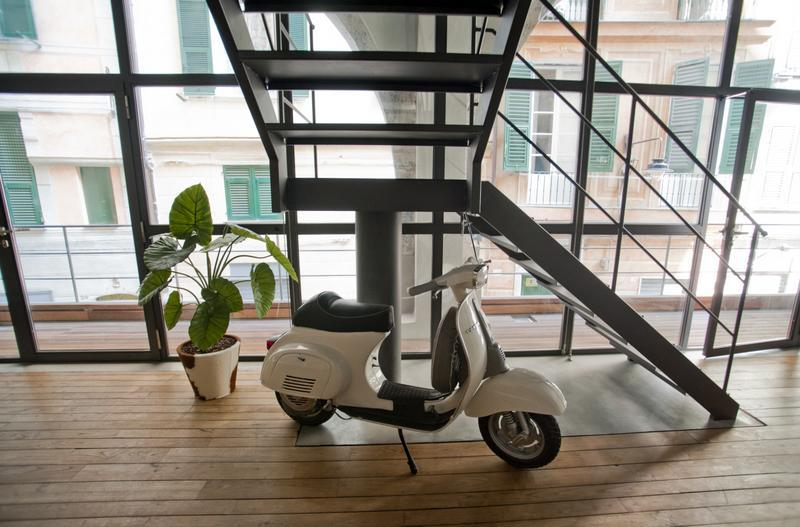 Charming design apartment in Genoa Old City - Image 1 - Genoa - rentals