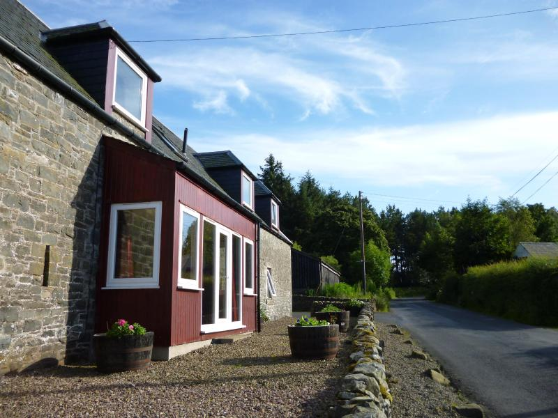 Ettrick View - Beautiful stone house in idyllic Scottish Borders - Selkirk - rentals