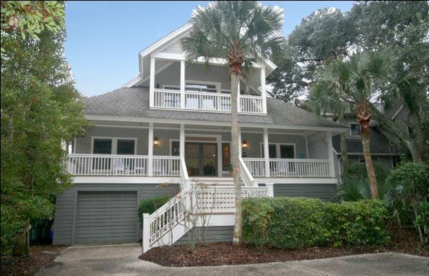 The Summer House - Image 1 - Kiawah Island - rentals