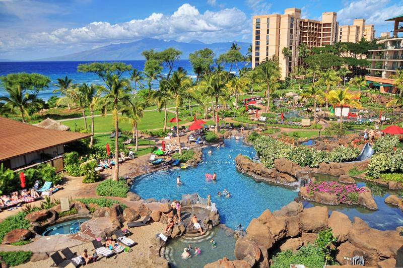 One of three water playgrounds for all ages! - STUNNING HONUA KAI 1 BED/1 BATH IN KAANAPALI!! - Lahaina - rentals
