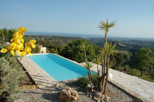 Our home is your home... in a provencal village - Image 1 - Saint Jeannet - rentals
