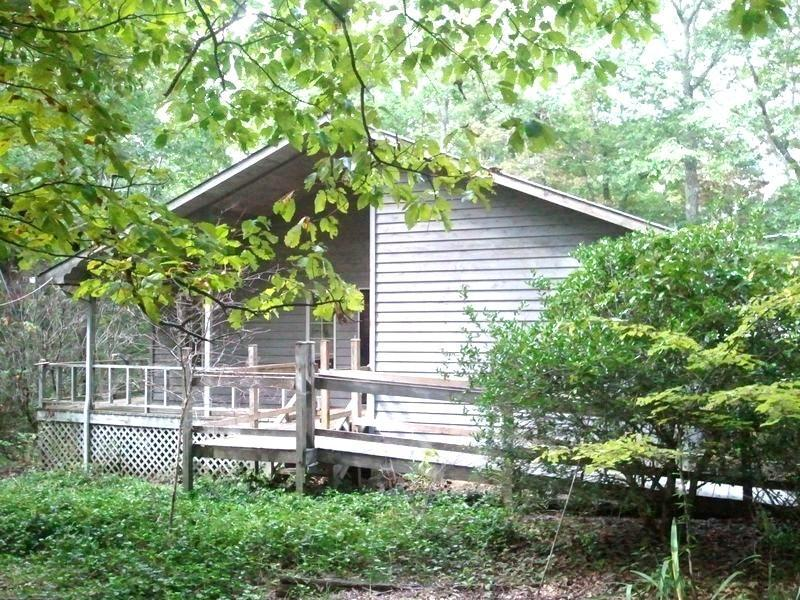 Front of Chalet - Mountain Chalet - Monteagle - rentals