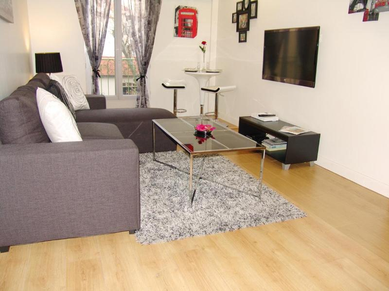 Modern condo in the heart of Antibe close to beach - Image 1 - Antibes - rentals