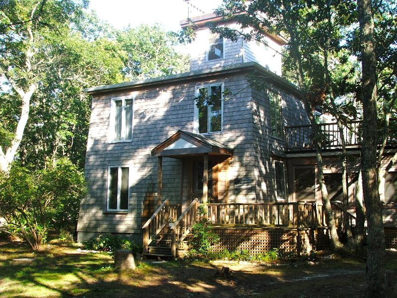 front of home - Charming Chappaquddick Cottage - Chappaquiddick - rentals