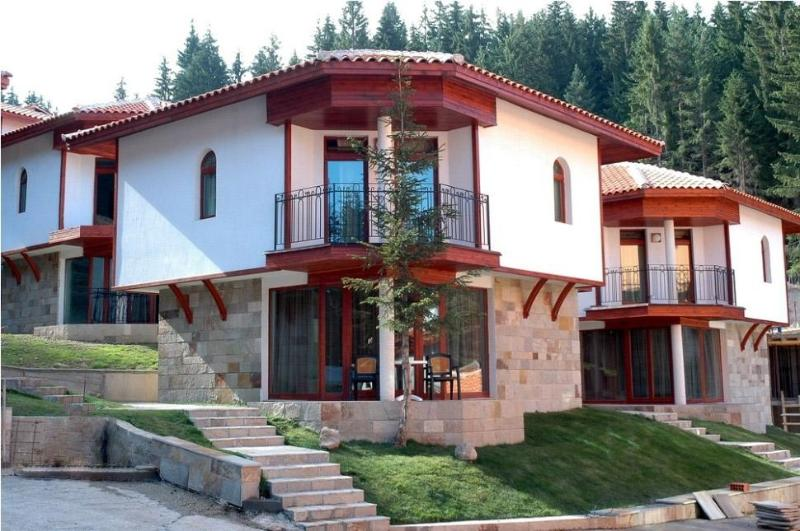 Stylish detached winter ski and summer houses - 5 mins from the slopes  - Stylish 2 bed detached ski and summer chalet - Pamporovo - rentals