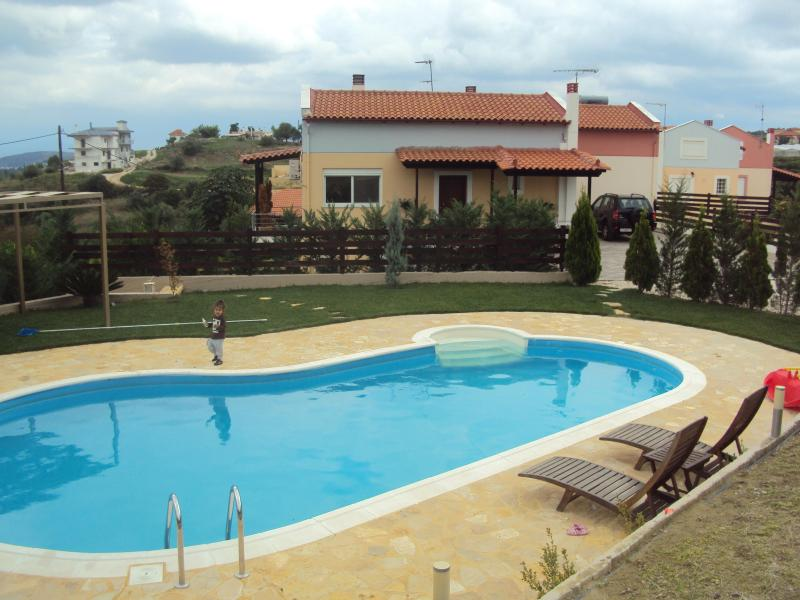 Luxury villa with private pool, panoramic view - Image 1 - Nafplio - rentals
