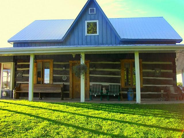Windrich Farm Guest House - Luxury Cottage with all amenities including sauna - Minden - rentals