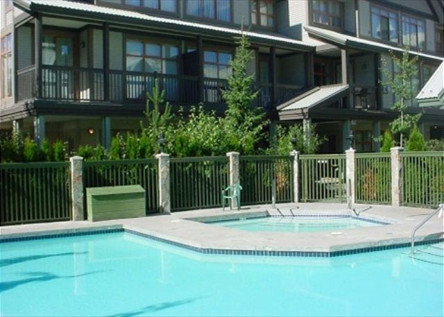 Northstar Condo - Conveniently located, free parking, pool and hot tub access - Image 1 - Whistler - rentals