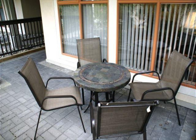Northstar at Stoney Creek - 1 bedroom ground floor condo - Image 1 - Whistler - rentals