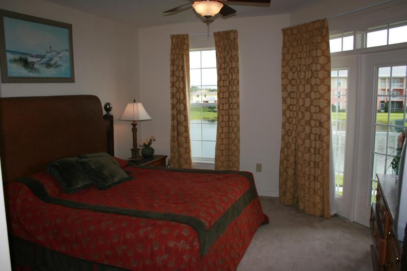 Master King size bed - Seaside at Anastasia - Saint Augustine Beach - rentals
