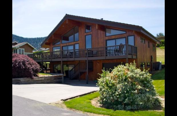 Kingfisher on the Point at Wapato Point Resort - Image 1 - Manson - rentals
