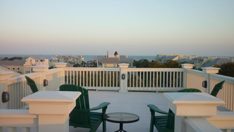 View from rooftop deck. - June and August on Sale! ***Save $500*** - Saint Simons Island - rentals