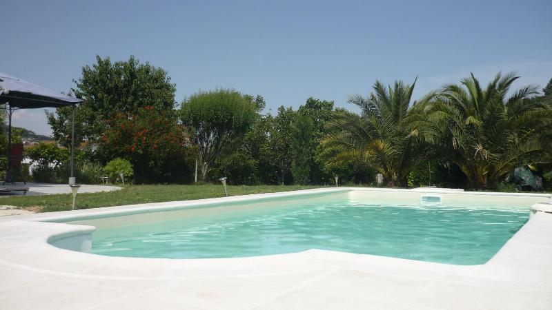 Superb studio villa gite pool & Super Cannes view - Image 1 - World - rentals