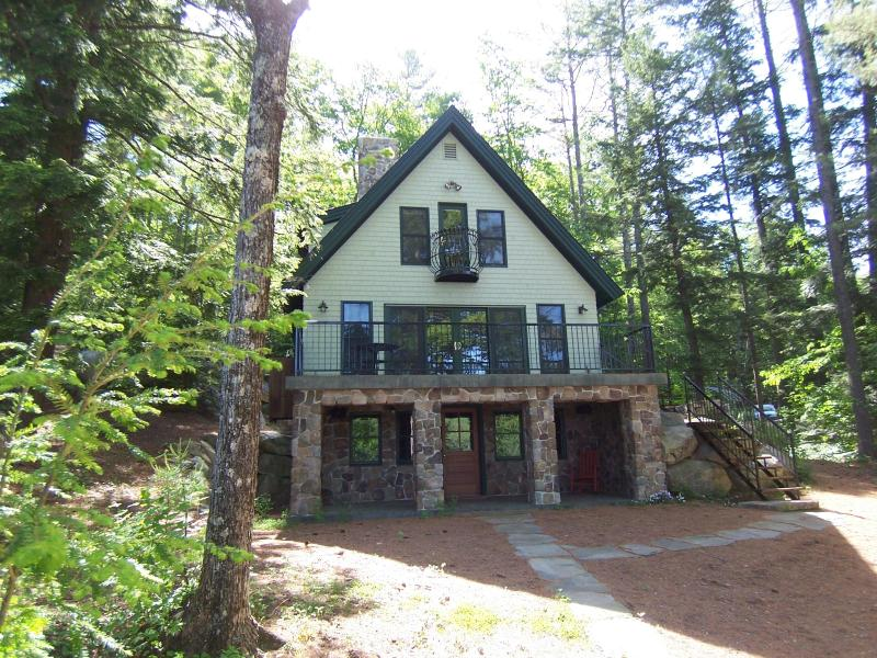 Stearns Pond Cottage of Exceptional Quality - Image 1 - New Sweden - rentals