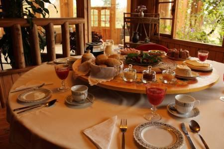 Country breakfast - B&B Casa Redonda - Valparaiso Region - rentals