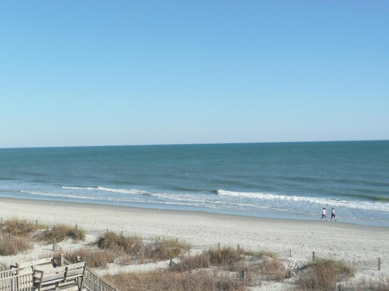 Breathtaking views of the Atlantic! - OCEANFRONT 3 BDM:Booking after August 24th - Surfside Beach - rentals