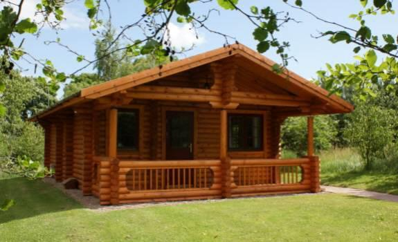 Deluxe 2 bedroom log cabin - The Chatton - Northumberland - rentals