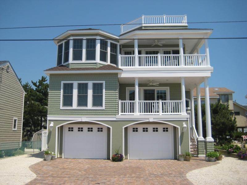 Our Beach House  - 4th Off The Ocean - LBI Beach House - Long Beach Island - rentals