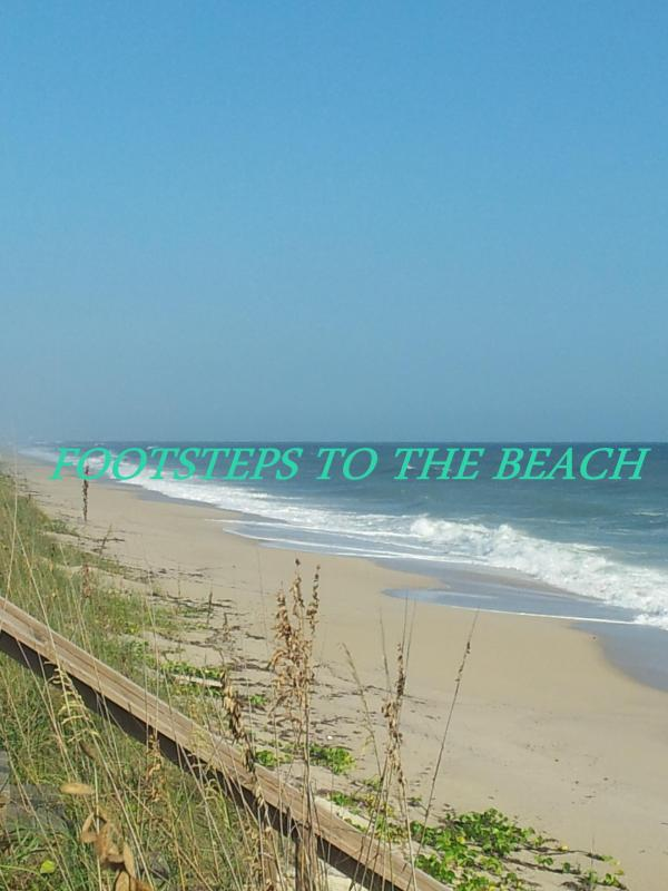 ~ THE BEACH ~ - ~ FOOTSTEPS TO THE BEACH ~ - Melbourne Beach - rentals
