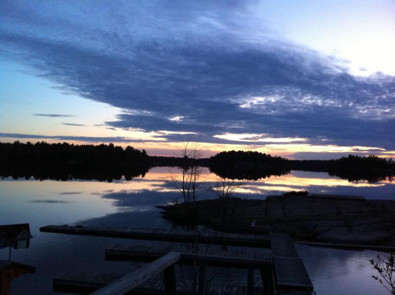 Views from property - Lake Nippising Gem Ontario Canada - Monetville - rentals