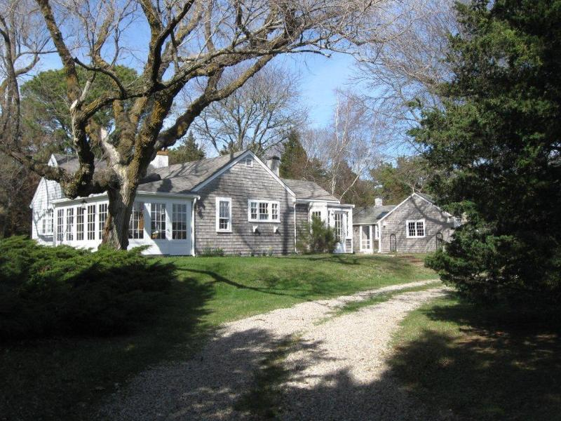 House and Guest Cottage - House and Guest Cottage - IDEAL FOR TWO FAMILIES - North Eastham - rentals