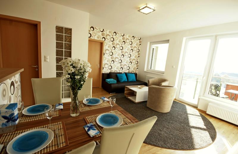 Lovely flat near Heroes' Square - Image 1 - Budapest - rentals