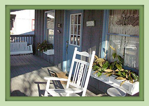 Fisherman's Haven porch - Fisherman's Haven - Sevierville - rentals