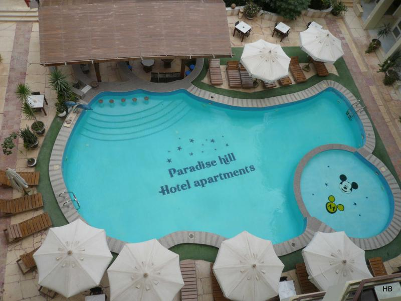 106141 one bedroom, Paradise Hills Hotel Apartments, Hurghada - Image 1 - Egypt - rentals