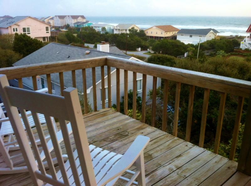 Rock and Listen to the Sea Roll - Whitewater Lookout - Emerald Isle - rentals