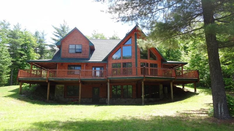 Ebs View Lodge: Lake Placid / Whiteface Mountain - Image 1 - Whiteface Mountain Region - rentals