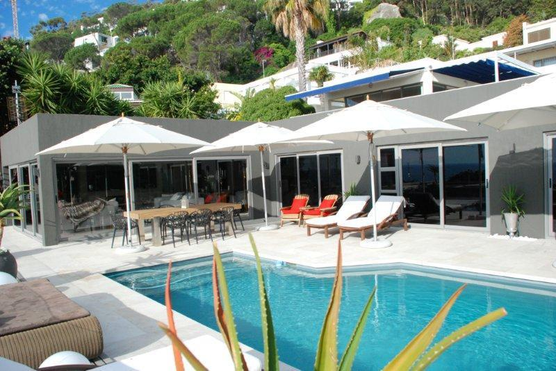 Luxury Clifton Villa with pool and sea views - Image 1 - Claremont - rentals