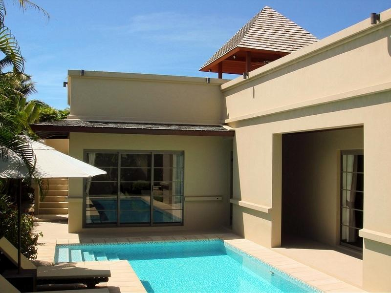 Splendid 2-bedroom L-shape villa with a swimming pool and a garden - Luxury 2-bedroom private pool villa in Bang Tao - Phuket - rentals