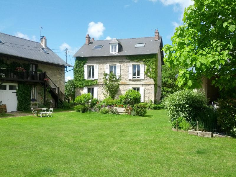 the house - Verdonne charming B&B hidden in the countryside - Chivres-Val - rentals