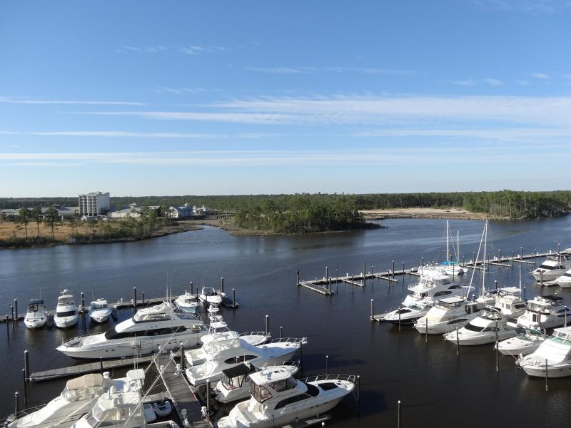 View From The Balcony - Vacation At The Wharf!Open 6/30-7/3 and 7/13-7/20! - Orange Beach - rentals