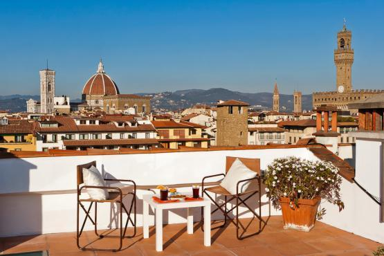 "Luxury 3 bedroom ""Rooftop Retreat"" - Florence - Image 1 - Florence - rentals"
