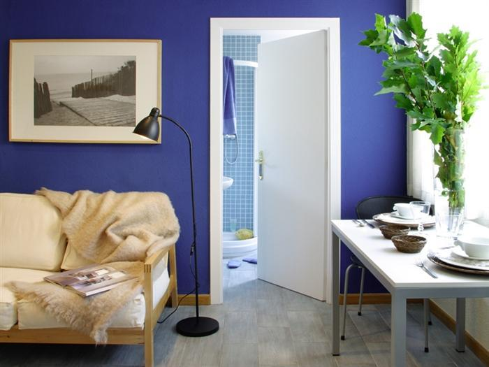 Living - SAILOR APARTMENT from 1 to 16 people - Bcn beach - Barcelona - rentals
