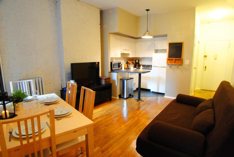 Indulge in Hell's kitchen finest! $230/night - Image 1 - New York City - rentals
