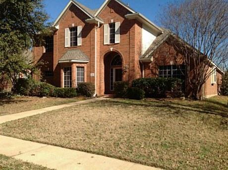 View from the front yard - Executive & Family Rental - Dallas - rentals