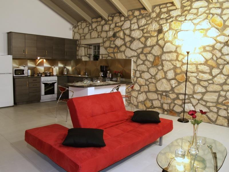 Luxurious 2 bed villa. Free WiFi. Near sandy beach - Image 1 - Zakynthos - rentals