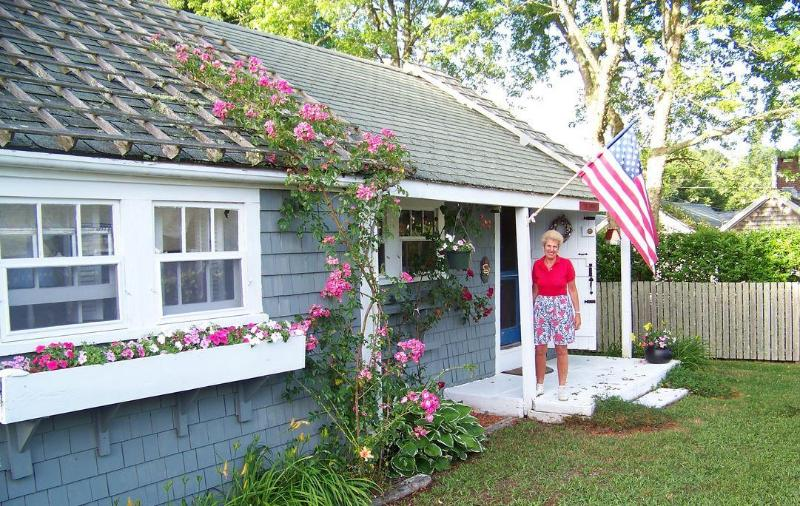 Sconset cottage (rose covered) - Rose Covered Sconset Cottage - Siasconset - rentals