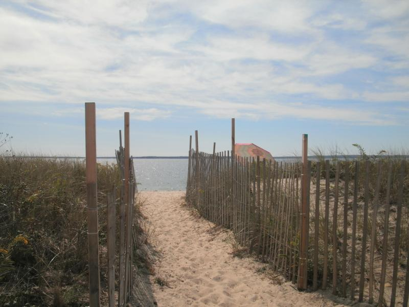 Entry to Your Beach - CAPE COD STUDIO AT SURF BEACH - Falmouth - rentals