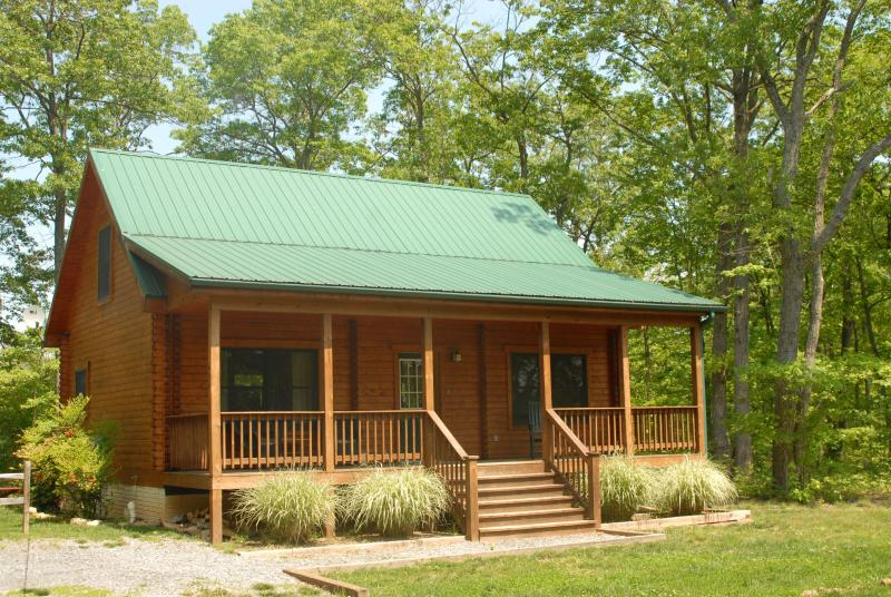 Blue Moon Cabin - Blue Moon Cabin-a Relaxing Get Away in the Shenandoah Valley(Luray, VA) - Luray - rentals