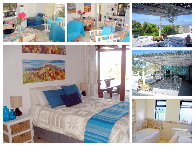 Lazylizzards Cottage - Lazy lizzards Somerset West Accomodation - Somerset West - rentals
