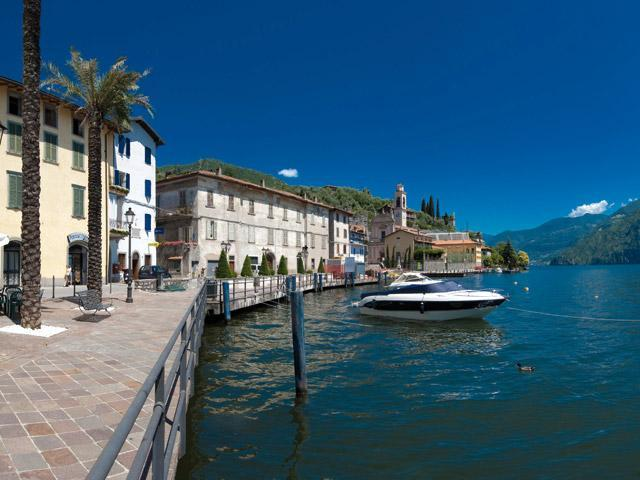 Modern Apartment in Luxury Residence - Lake Views - Image 1 - Solto Collina - rentals