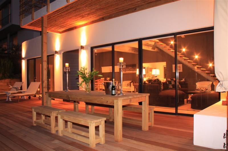 at night - Sandbanks Beach House - Plettenberg Bay - rentals