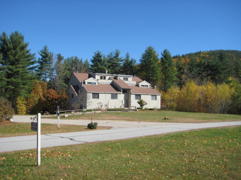 Fall picture - Seasons Condo Rental - White Mountains - Bartlett - rentals